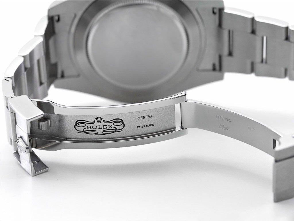 Thép 904L tạo sự riêng biệt cho Rolex