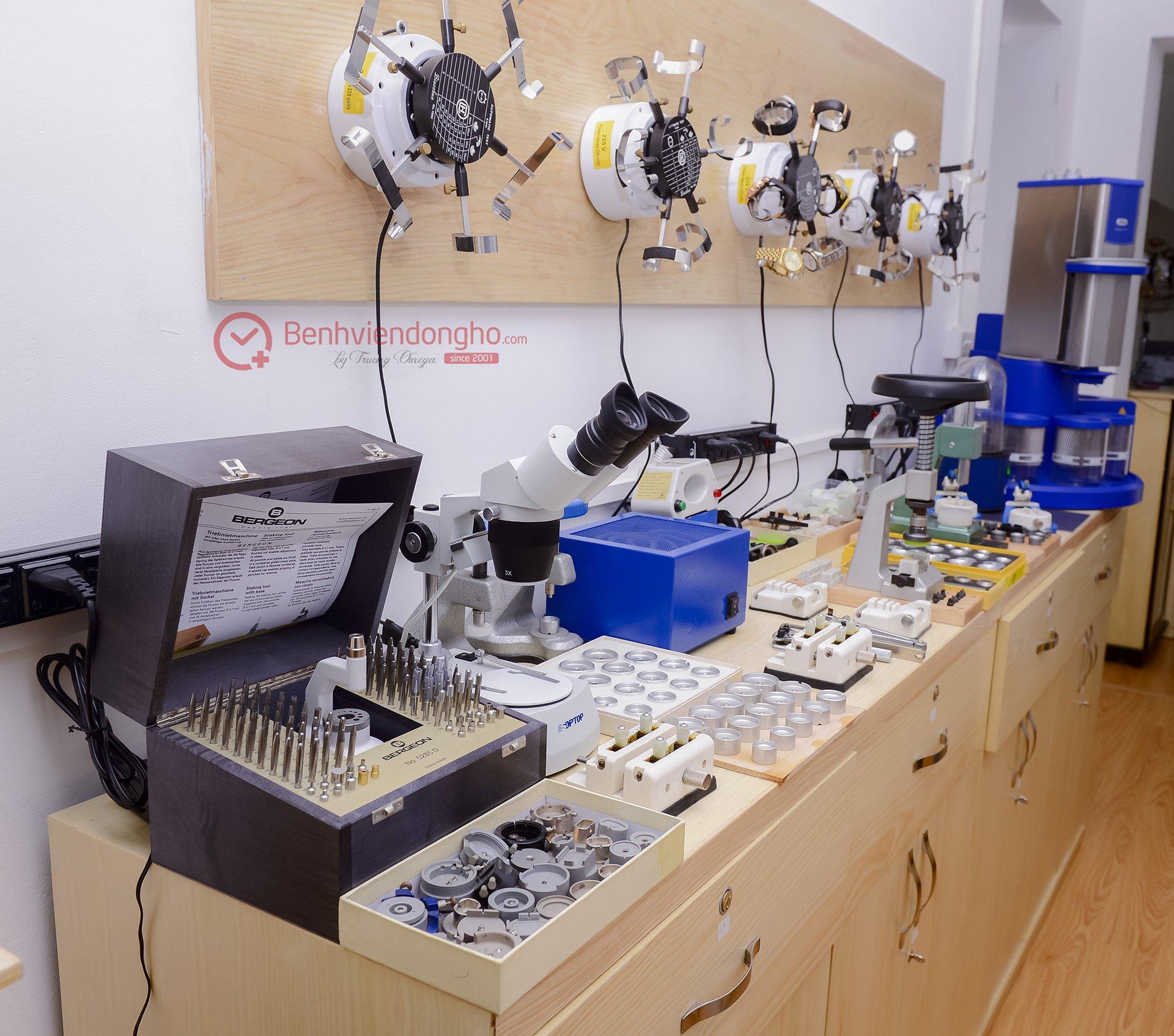 TVT8994 - Phòng kỹ thuật Bệnh Viện Đồng Hồ