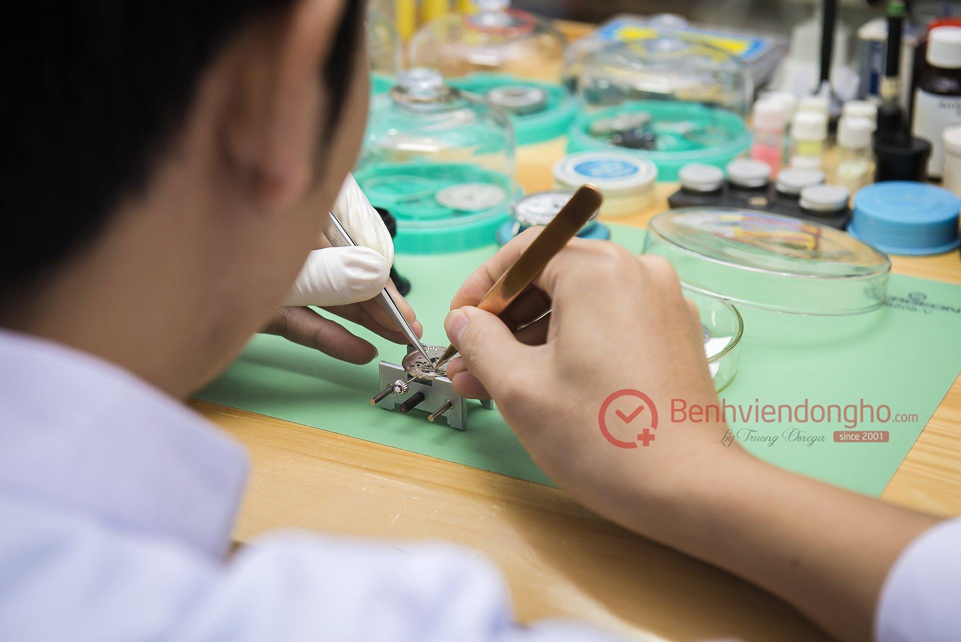 TVT9040 - Phòng kỹ thuật Bệnh Viện Đồng Hồ