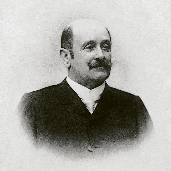 Chân dung Louis Brandt- nghệ nhân sáng lập Đồng hồ Omega