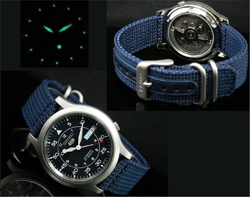 đồng hồ seiko automatic chính hãng