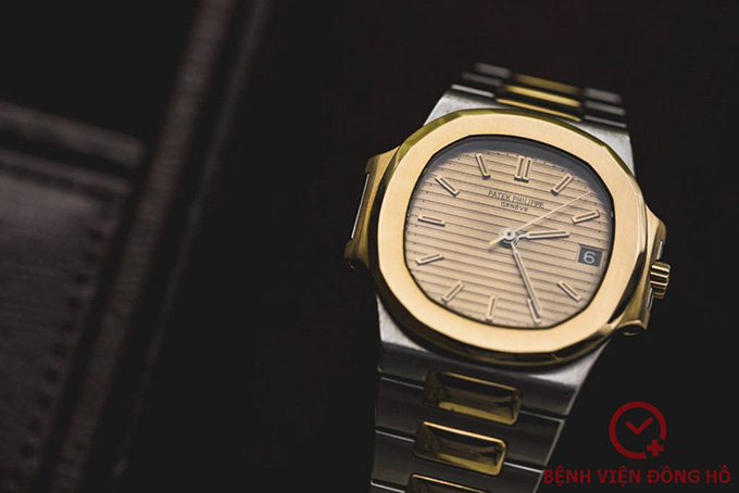 Đồng hồ Patek Philippe Nautilus gây tiếng vang cho thương hiệu