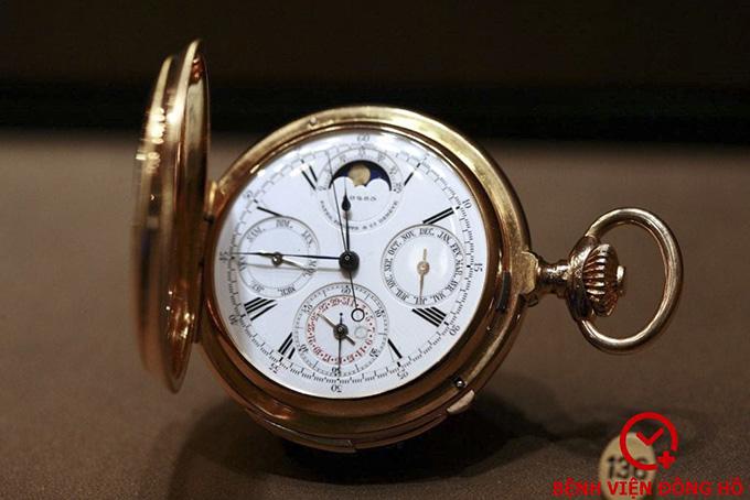 Chiếc đồng hồ Grand Complication nổi tiếng hàng đầu của Patek Philippe
