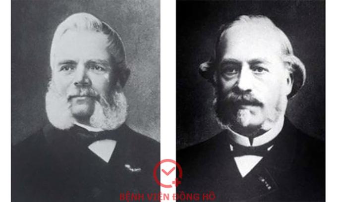 Liên kết giữ Antoine Patek và Adrien Philippe
