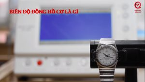 Biên độ đồng hồ cơ là gì