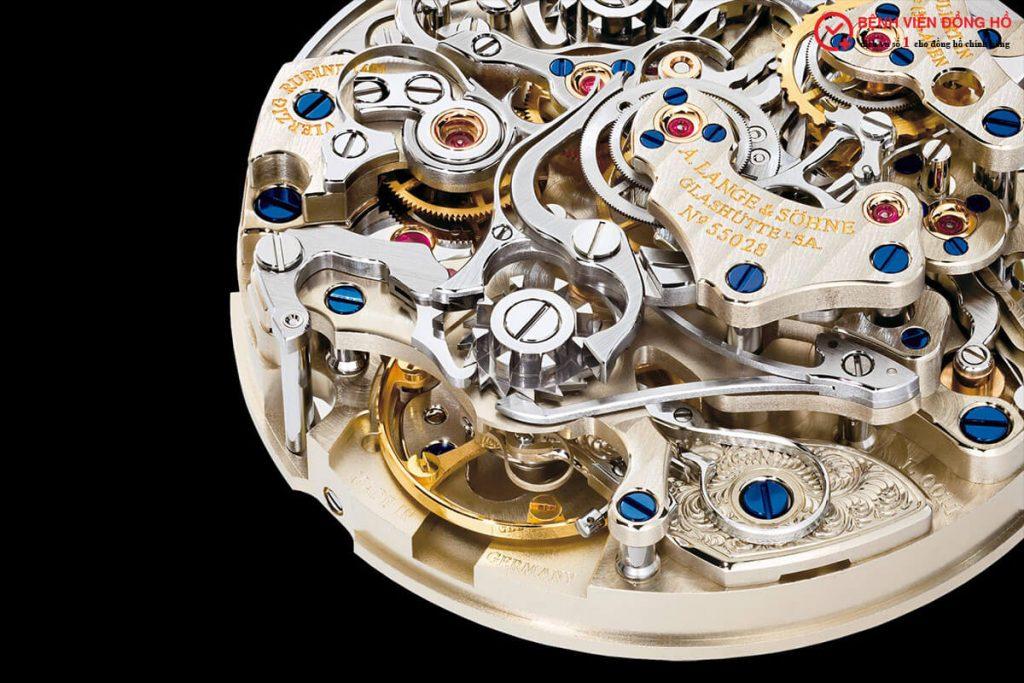 Đồng hồ bấm giờ Lange Sohne Double Split