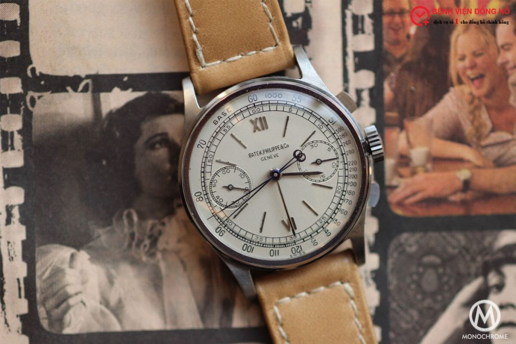 Đồng hồ bấm giờ Patek Philippe 1436 Split Seconds Chronograph