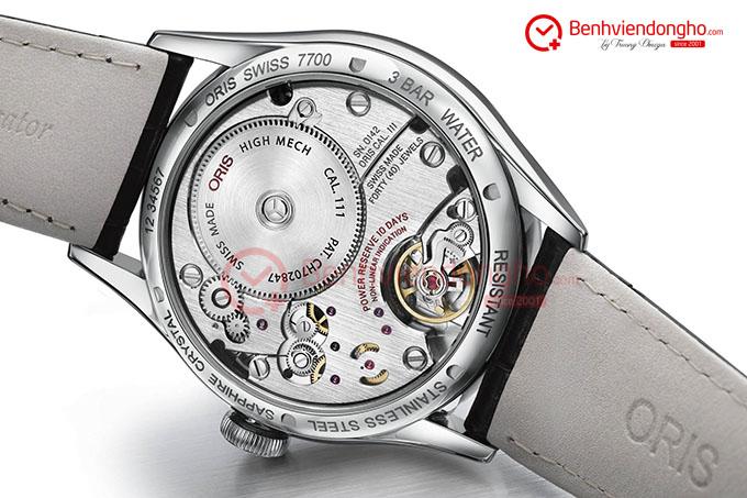 Máy đồng hồ Oris 111