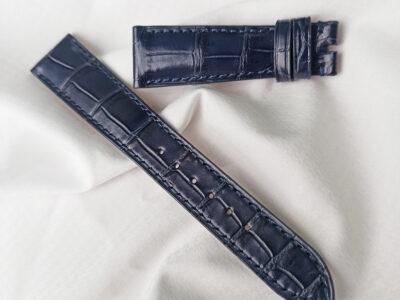 Dây da cá sấu Handmade kiểu dáng Patek Philippe PPCSXBL1.1 4