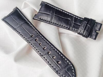 Dây da cá sấu Handmade kiểu dáng Patek Philippe PPCSDL3.1 4