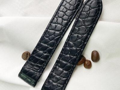 Dây da cá sấu Handmade kiểu dáng Cartier CACSD1L2.2