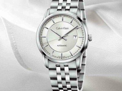 Đồng hồ Calvin Klein Automatic chuẩn Swissmade K5S34146 2