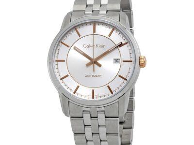 Đồng hồ Calvin Klein Automatic chuẩn Swissmade K5S34B46