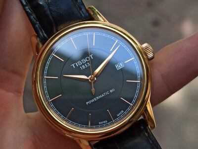 Đồng hồ cũ Tissot Carson T085.407.36.061.00 mới 99% 2