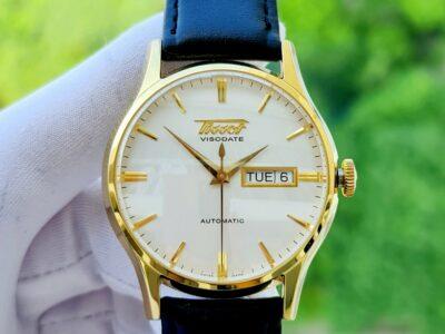 Đồng hồ cũ Tissot Visodate T019.430.36.031.01 1